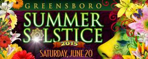 2015 Greensboro Summer Solstice