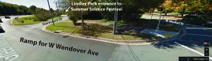 Lindley Park Entrance Pix