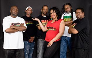 Sahara Reggae Band