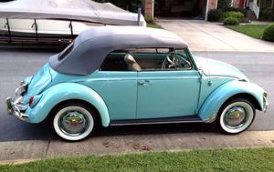 VW Beetle - sm