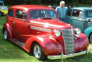 red car 1939 - sm
